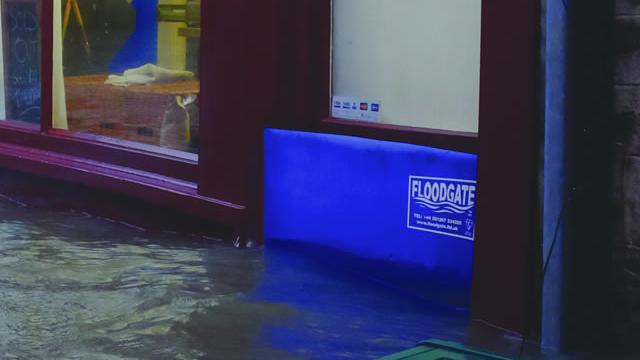 Flood doors or Flood barriers?