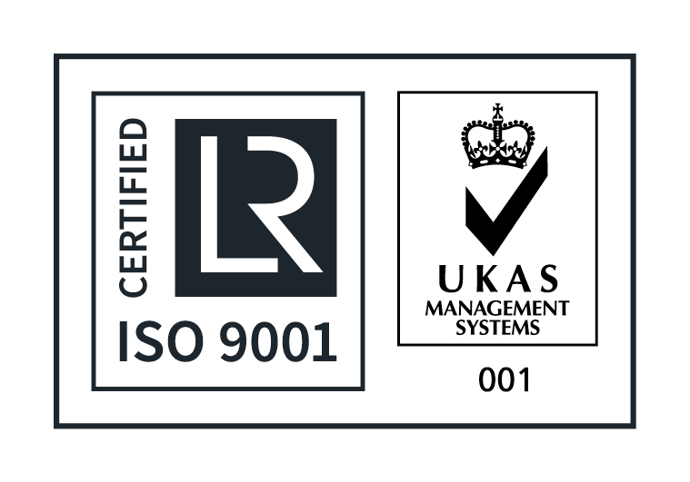 Floodgate ltd has been certified as compliant with ISO 9001:2015